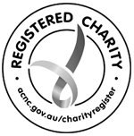 ACNC - Registered Charity Logo (external site, R&IA registration page)