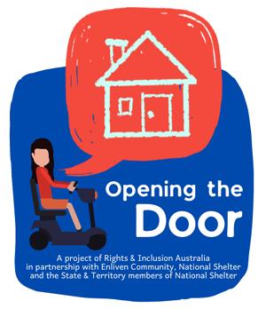 Opening the Door Project Logo
