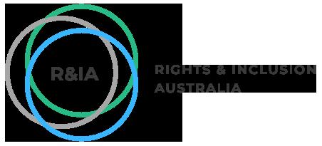 Rights & Inclusion Australia Logo