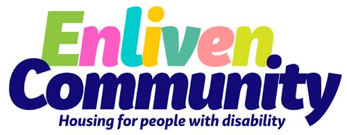 Enliven Community Logo with hyperlink to website